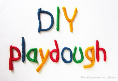 DIY Playdough